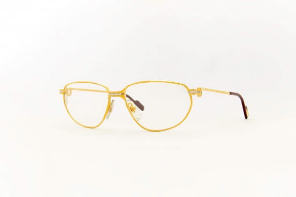 CARTIER PANTHERE WINDSOR - SMALL EXKLUSIVE CAT EYE DESIGNER BRILLE