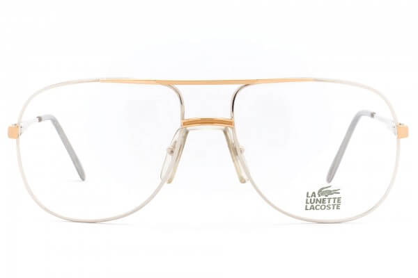 LACOSTE 727 F1 AVIATOR BRILLE LARGE