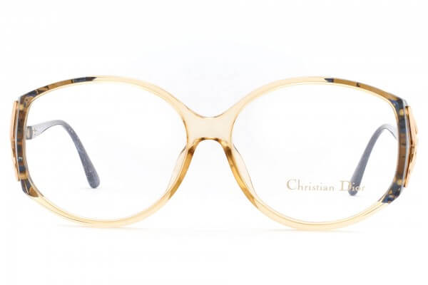 CHRISTIAN DIOR 2709 1980ER DAMEN BRILLE